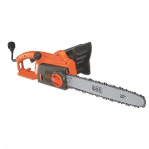 Black & Decker CS1216 12-Amp Corded Chainsaw 16-Inch