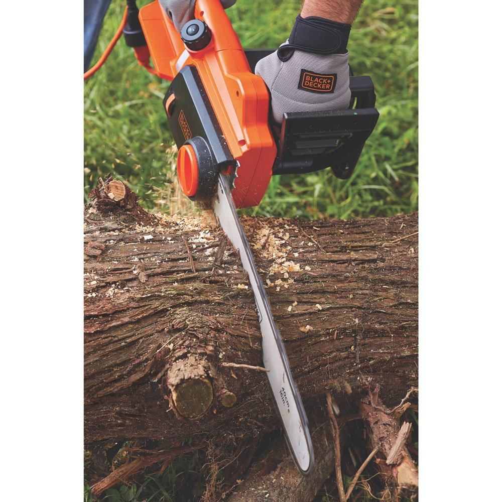 Black & Decker 12-Amp Corded Chainsaw