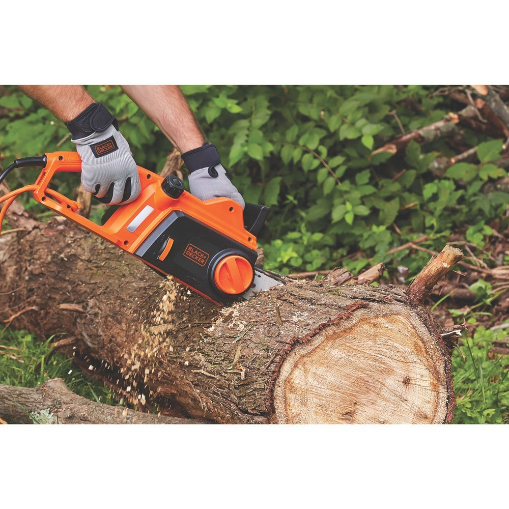 Black & Decker CS1216 12-Amp Corded Chainsaw