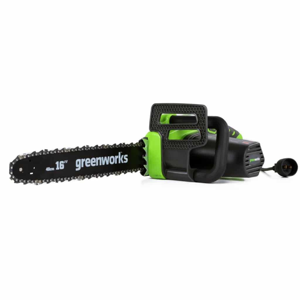 best small electric chain saw