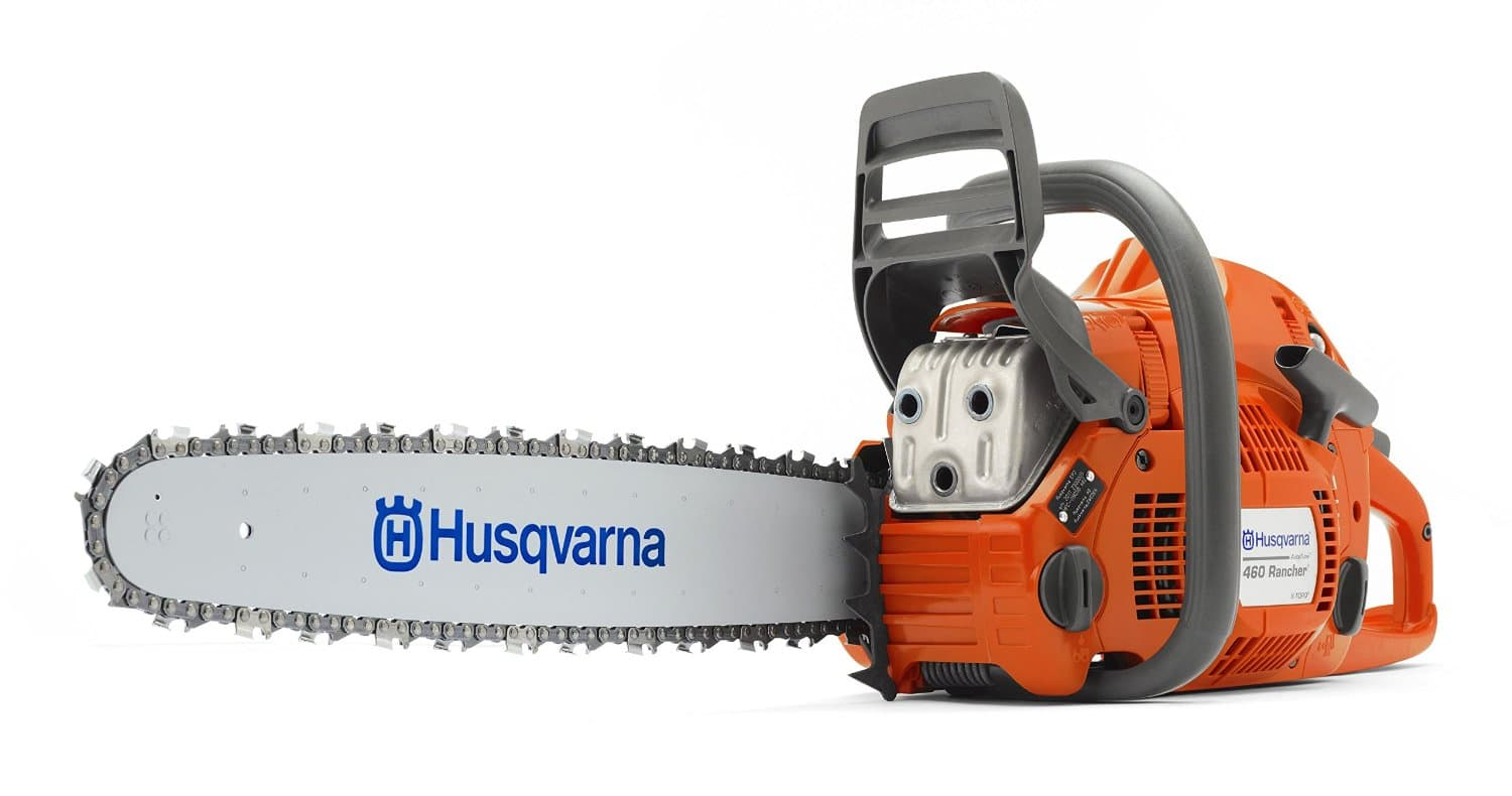 Husqvarna 460 24-Inch Rancher Chain Saw