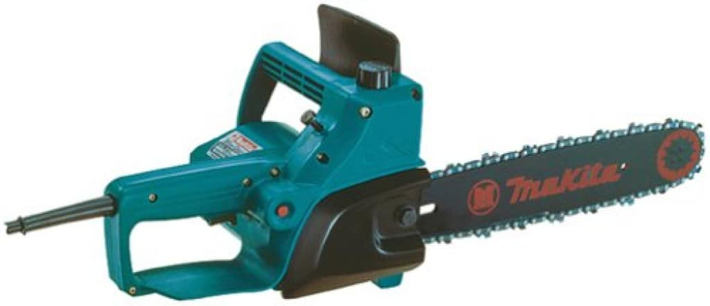 Best electric chainsaw in 2017 complete buyers guide and reviews makita 5012b commercial grade electric chainsaw is powerful enough to cut the wood you need cut the motor is so powerful that it provides 5500 fpm chain greentooth Choice Image