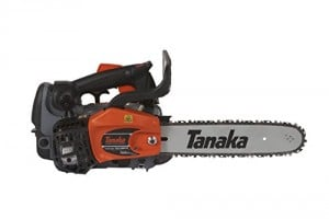 Tanaka TCS33EDTP/12 32.2cc 12-Inch Top Handle Chain Saw with Pure Fire Engine