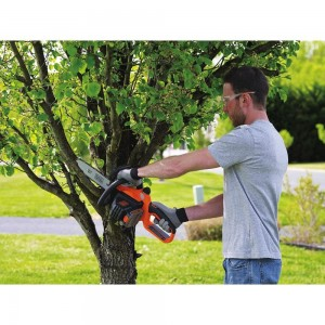 Black and Decker LCS1020 Cordless 20-Volt Max Cordless Chainsaw