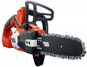 Black and Decker LCS120 20-Volt Lithium Ion Cordless Chain Saw