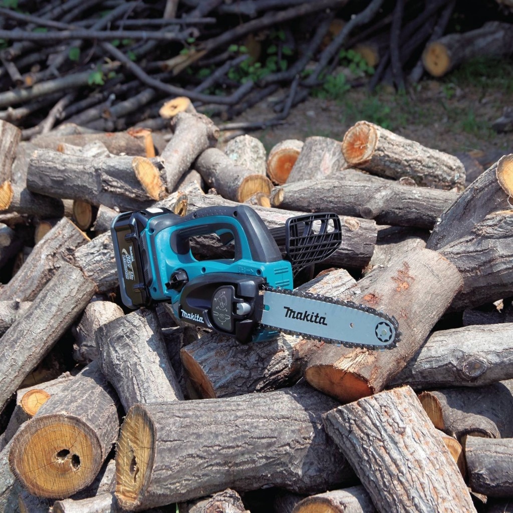 Makita HCU02C1 LXT Lithium Battery Powered 36-Volt Chainsaw