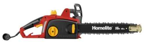 Homelite ZR43120 16-Inch 12 Amp Chain Saw