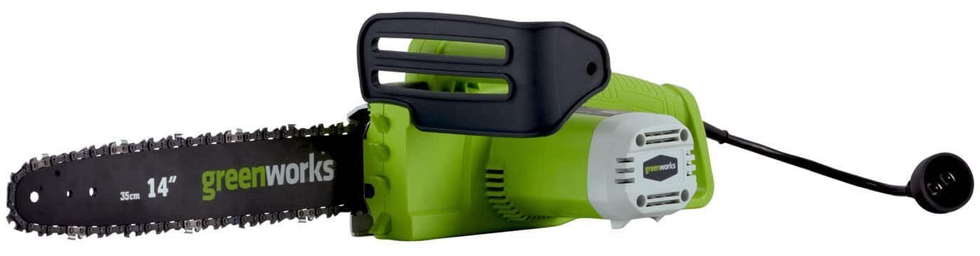 GreenWorks_9_Amp_14_Inch_Corded_Chainsaw