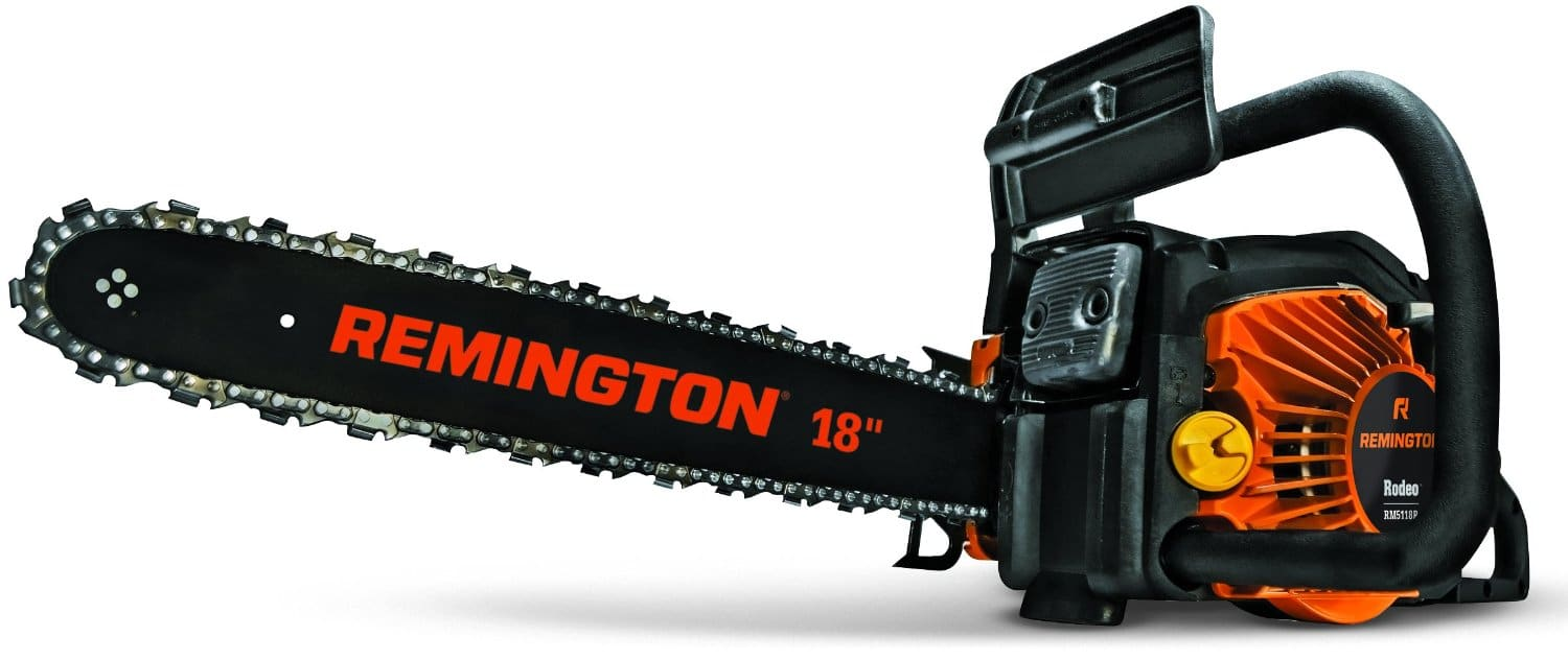 18 Inch Gas Powered Chainsaw