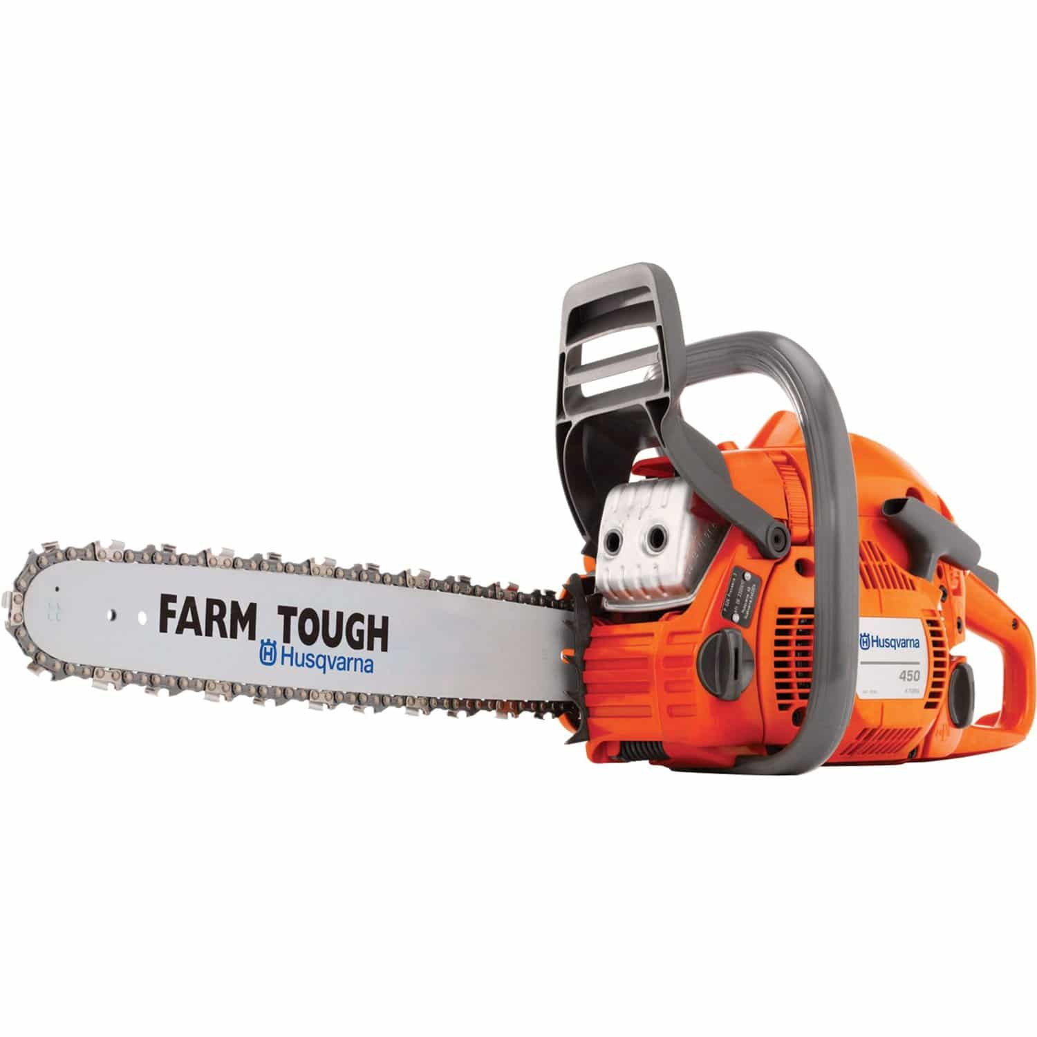 Fully Assembled Gas Chainsaw
