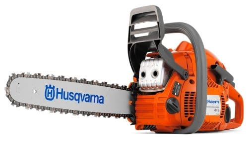 2 Stroke Chain Saw