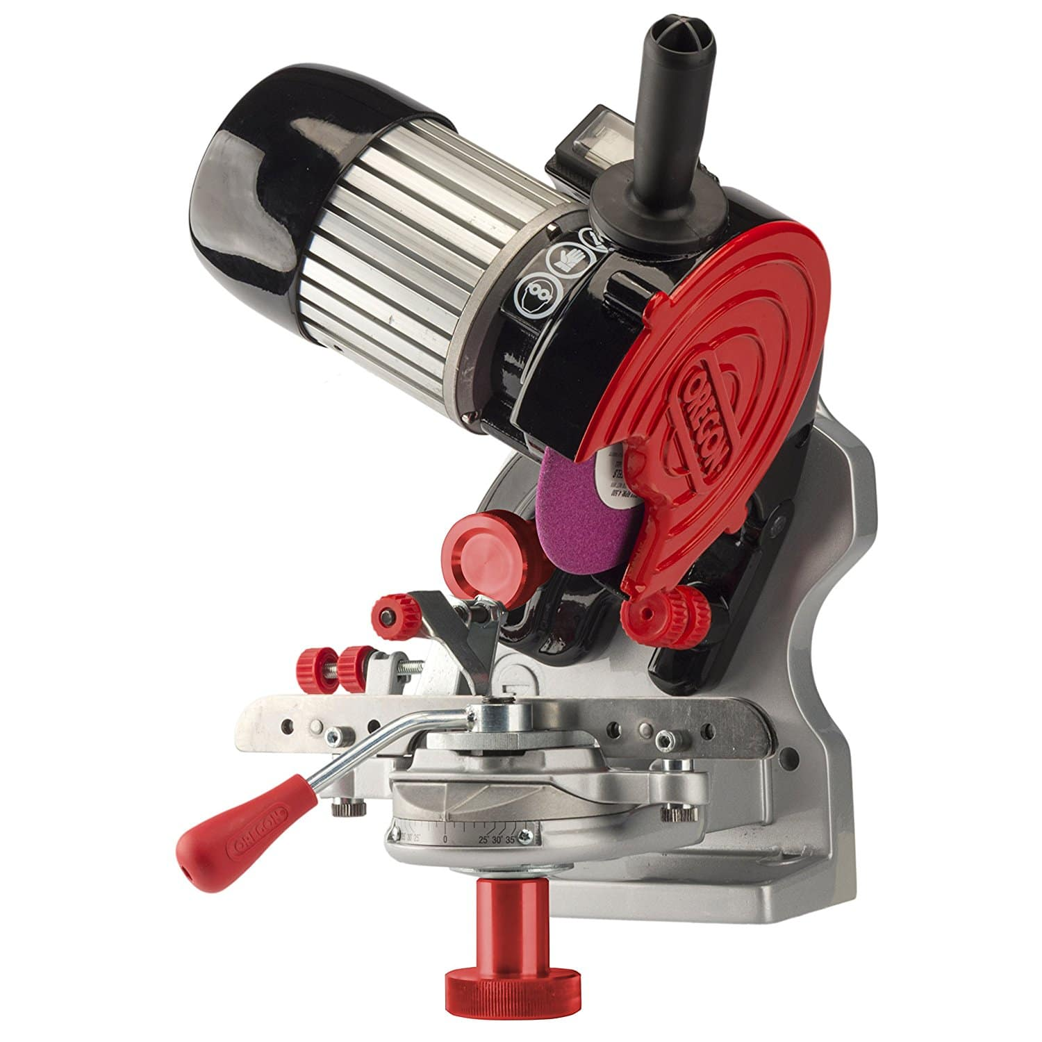 Oregon 410 120 bench or wall mounted saw chain grinder