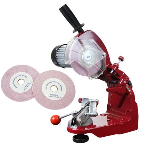 Chainsaw Sharpener with Lamp