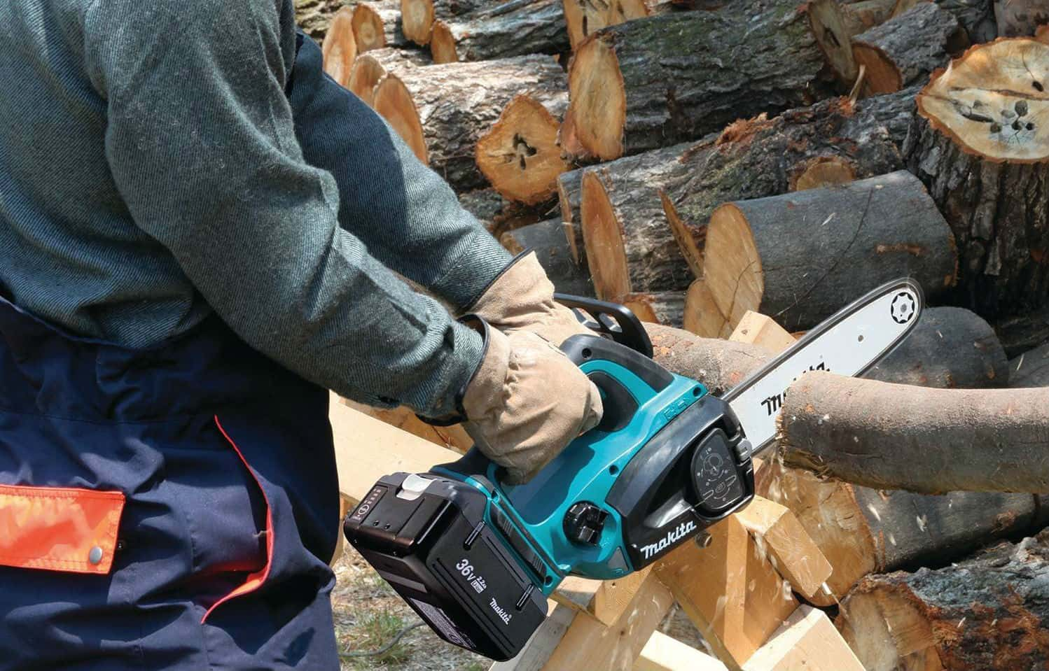 36V LXT Lithium Ion Cordless chainsaw