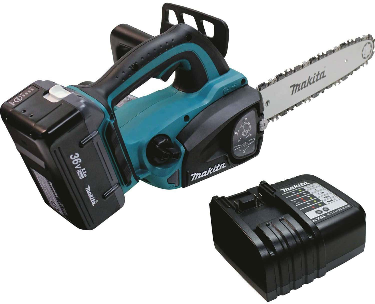 Makita 36V LXT Lithium Ion Cordless chainsaw