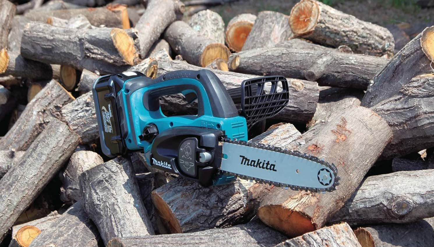 Makita HCU02C1 36V LXT Lithium Ion Cordless chainsaw