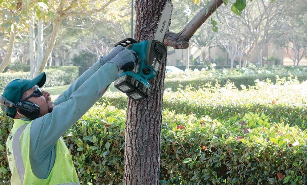 Makita XCU02Z Lithium Ion Cordless Chainsaw