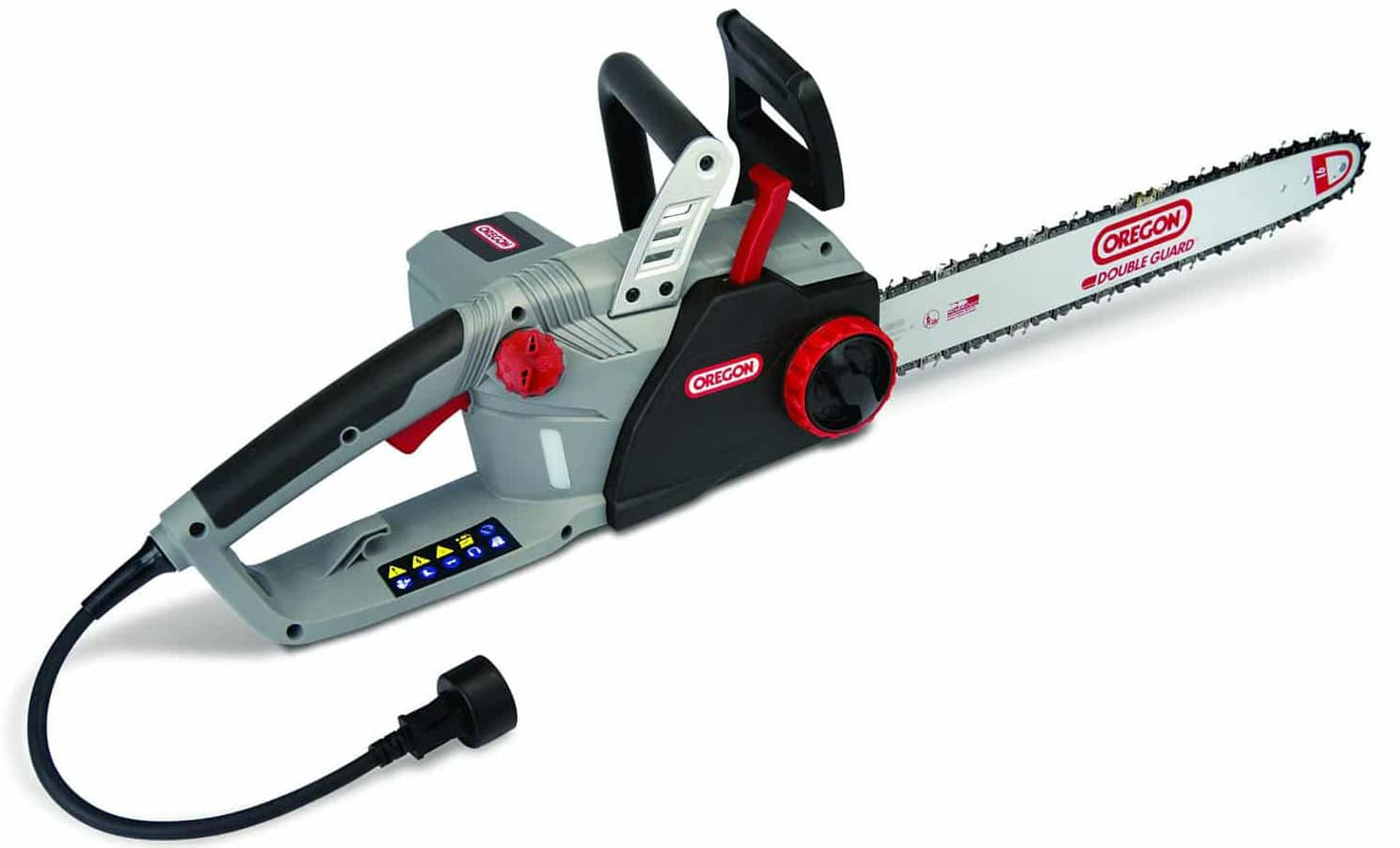 Best electric chainsaw in 2017 complete buyers guide and reviews oregon cs1500 self sharpening electric chainsaw greentooth Choice Image