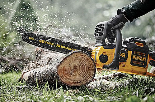 DEWALT DCCS690M1 4AH 40V Brushless Chainsaw