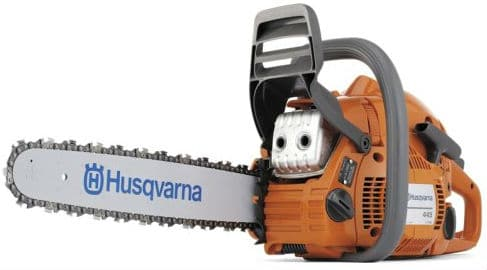 Husqvarna 445 2-stroke Gas Powered Chain Saw